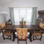 Hillside Drive Dining room